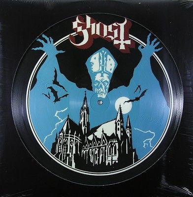 <b>Ghost </b><br><i>Opvs Eponymovs [Picture Disc]</i>