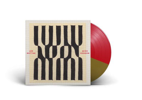 <b>Leo Kottke & Mike Gordon </b><br><i>Noon [Gold/Red Vinyl]</i>