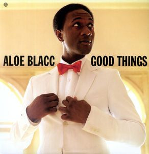 <b>Aloe Blacc </b><br><i>Good Things</i>