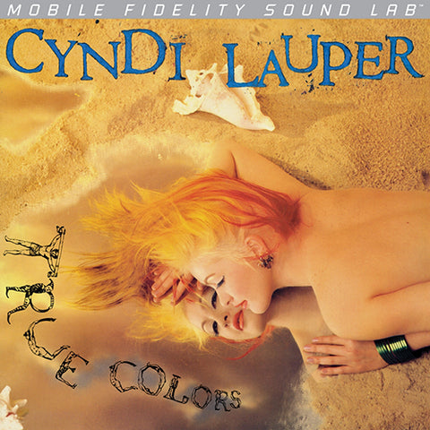 <b>Cyndi Lauper </b><br><i>True Colors</i>