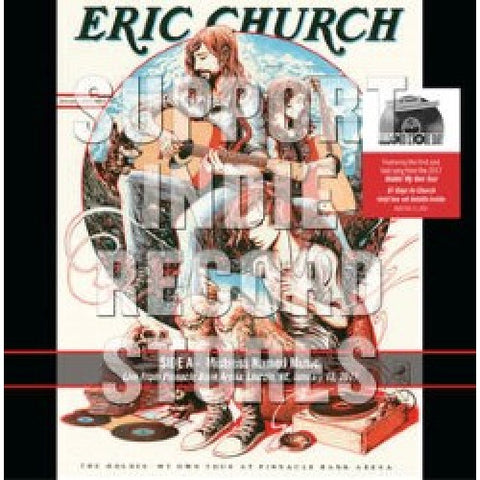 <b>Eric Church </b><br><i>Mistress Named Music</i>