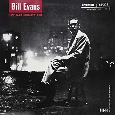 <b>Bill Evans </b><br><i>New Jazz Conceptions [2LP, 45 RPM, Mono]</i>