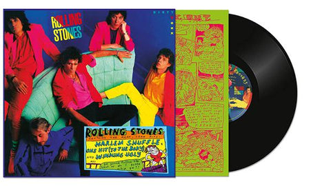 <b>The Rolling Stones </b><br><i>Dirty Work [Half-Speed Mastered]</i>