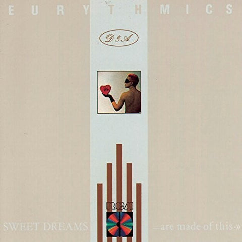 <b>Eurythmics </b><br><i>Sweet Dreams (Are Made Of This)</i>