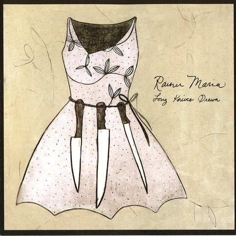 <b>Rainer Maria </b><br><i>Long Knives Drawn [Pink Vinyl]</i>