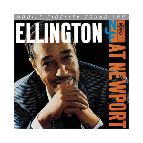 <b>Duke Ellington And His Orchestra </b><br><i>Ellington At Newport</i>