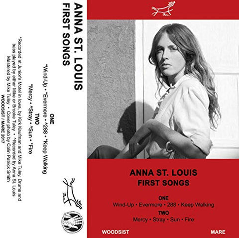 <b>Anna St. Louis </b><br><i>First Songs</i>