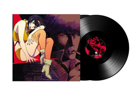 <b>Seatbelts </b><br><i>Cowboy Bebop (Original Series Soundtrack) [Black Vinyl]</i>