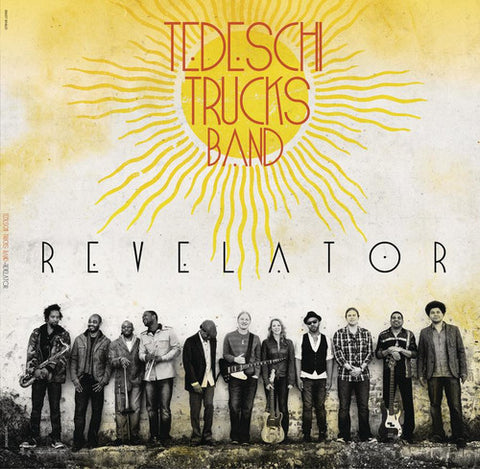 <b>Tedeschi Trucks Band </b><br><i>Revelator</i>