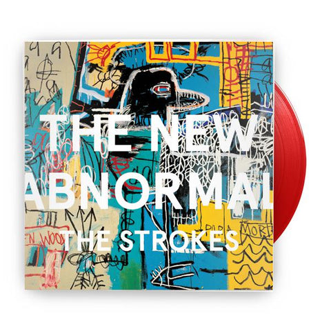 <b>The Strokes </b><br><i>The New Abnormal [Indie-Exclusive Red Vinyl]</i>