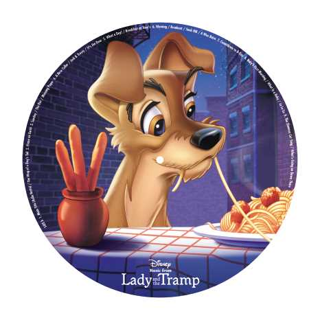 <b>Various </b><br><i>Lady And The Tramp Soundtrack</i>