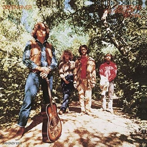 <b>Creedence Clearwater Revival </b><br><i>Green River [Half Speed Mastered]</i>