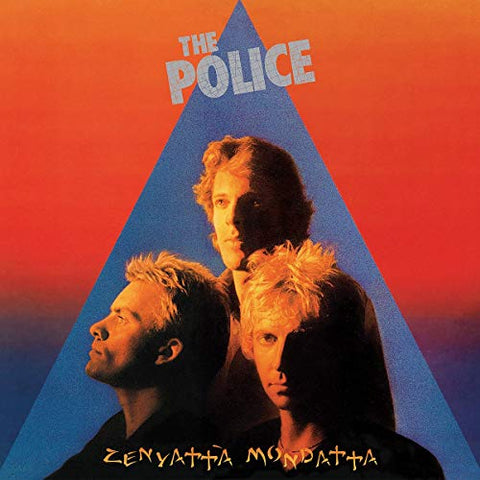 <b>The Police </b><br><i>Zenyatt Mondatta</i>