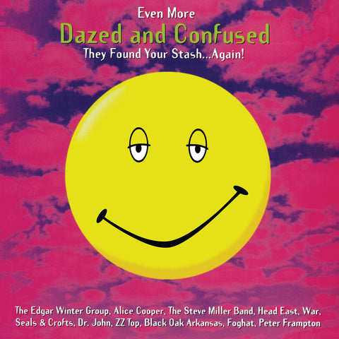 <b>Various </b><br><i>Even More Dazed And Confused (Music From The Motion Picture) [Purple w/ Pink Splatter]</i>