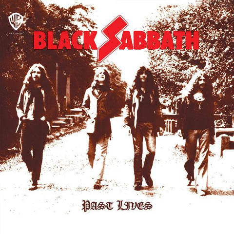 <b>Black Sabbath </b><br><i>Past Lives</i>