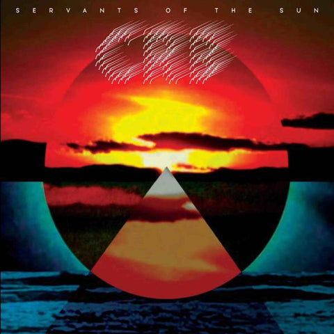 <b>Chris Robinson Brotherhood </b><br><i>Servants Of The Sun [Indie-Exclusive]</i>