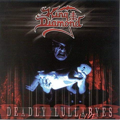 <b>King Diamond </b><br><i>Deadly Lullabyes (Live) [Picture Disc]</i>