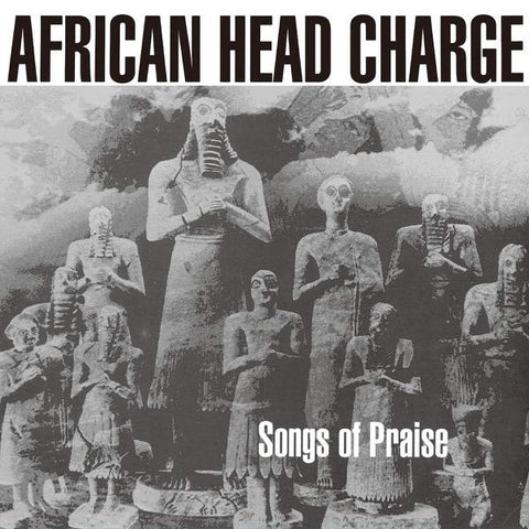 <b>African Head Charge </b><br><i>Songs Of Praise</i>
