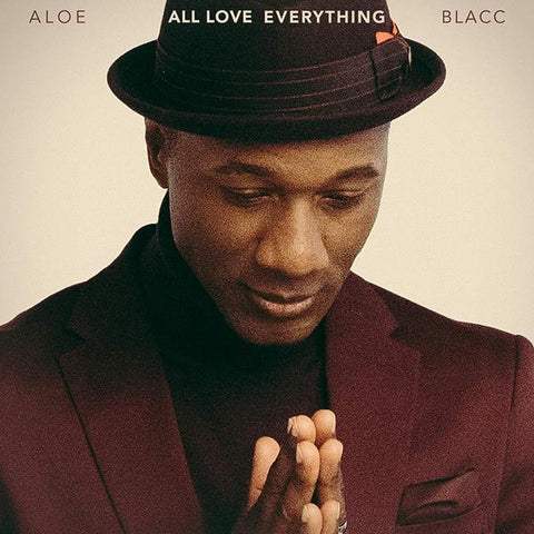 <b>Aloe Blacc </b><br><i>All Love Everything</i>