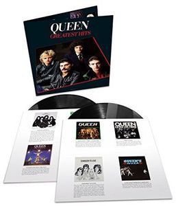 <b>Queen </b><br><i>Greatest Hits</i>