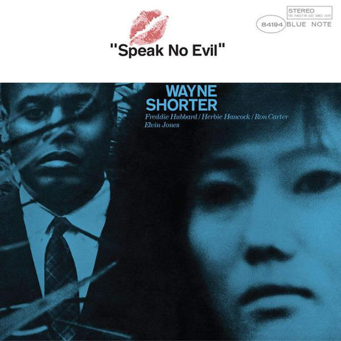 <b>Wayne Shorter </b><br><i>Speak No Evil [Blue Note Classic Vinyl Series]</i>