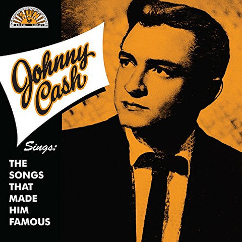 <b>Johnny Cash </b><br><i>Sings The Songs That Made Him Famous [Indie-Exclusive Yellow Vinyl]</i>