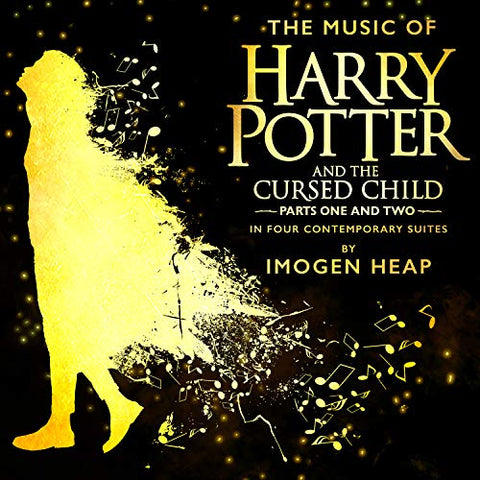 <b>Imogen Heap </b><br><i>The Music Of Harry Potter And The Cursed - Parts One And Two - Child Parts One And Two In Four Contemporary Suites</i>
