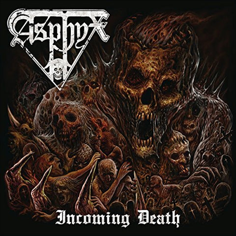 <b>Asphyx </b><br><i>Incoming Death</i>