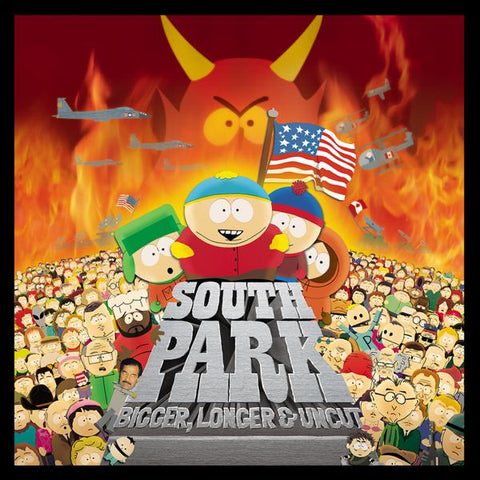 <b>South Park </b><br><i>South Park: Bigger, Longer & Uncut. Music From And Inspired By The Motion Picture</i>