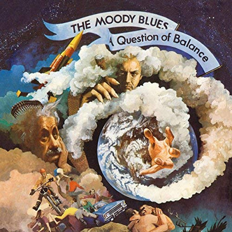 <b>The Moody Blues </b><br><i>A Question Of Balance</i>