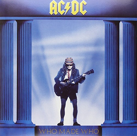 <b>AC/DC </b><br><i>Who Made Who</i>