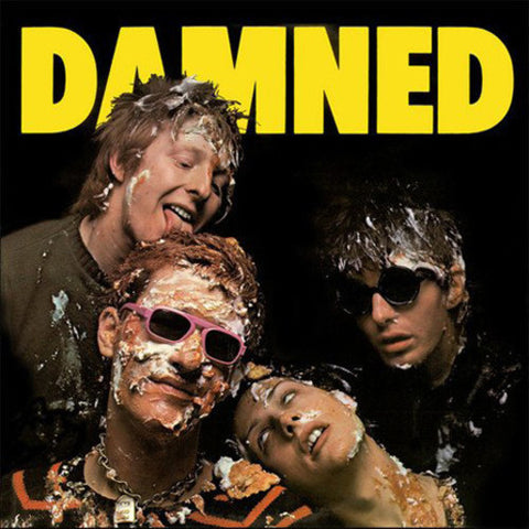 <b>The Damned </b><br><i>Damned Damned Damned</i>
