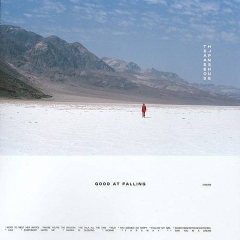 <b>The Japanese House </b><br><i>Good At Falling [Indie-Exclusive Violet Vinyl]</i>