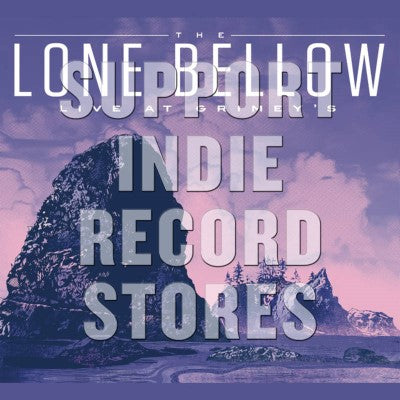 <b>The Lone Bellow </b><br><i>Live At Grimey's</i>