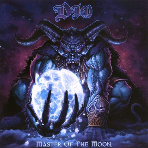 <b>Dio </b><br><i>Master Of The Moon [Lenticular Cover]</i>