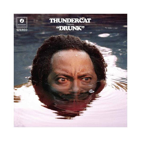 "<b>Thundercat </b><br><i>Drunk [4x10"" on Red Vinyl]</i>"