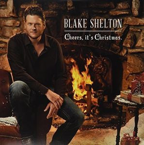 <b>Blake Shelton </b><br><i>Cheers, It's Christmas</i>