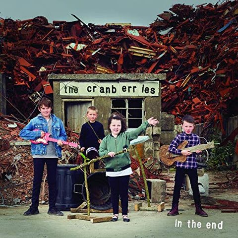 <b>The Cranberries </b><br><i>In The End</i>