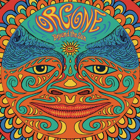 <b>Orgone </b><br><i>Beyond The Sun</i>