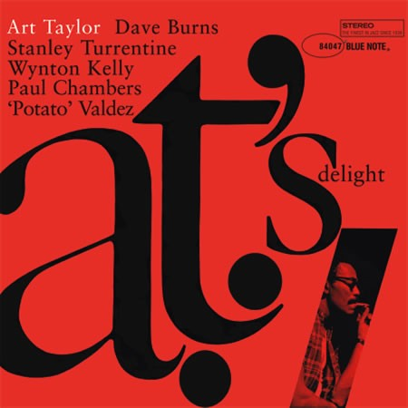 <b>Art Taylor </b><br><i>A.T.'s Delight [2LP, 45 RPM]</i>