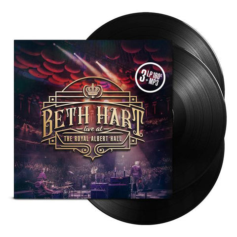 <b>Beth Hart </b><br><i>Live At The Royal Albert Hall </i>
