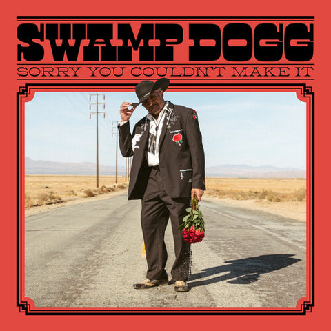 <b>Swamp Dogg </b><br><i>Sorry You Couldn't Make It [Swamp Green Vinyl]</i>