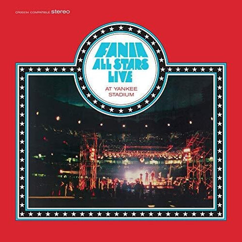 <b>Fania All Stars </b><br><i>Live At Yankee Stadium - Vol. 1 & 2</i>