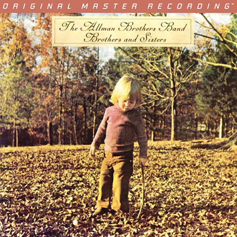 <b>The Allman Brothers Band </b><br><i>Brothers And Sisters</i>