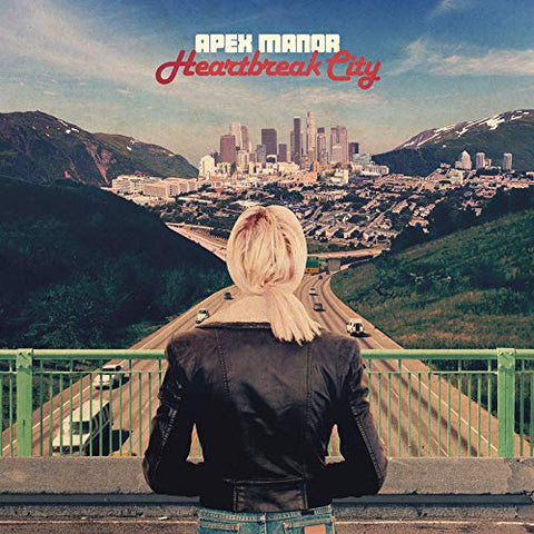 <b>Apex Manor </b><br><i>Heartbreak City [Red Vinyl]</i>