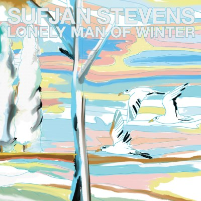 "<b>Sufjan Stevens </b><br><i>Lonely Man Of Winter [7"" Green Vinyl]</i>"