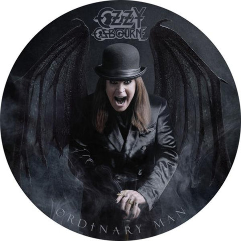 <b>Ozzy Osbourne </b><br><i>Ordinary Man [Picture Disc]</i>