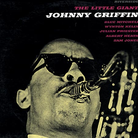 <b>Johnny Griffin </b><br><i>The Little Giant [2LP, 45 RPM]</i>