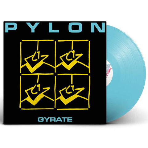 <b>Pylon </b><br><i>Gyrate [Indie-Exclusive Colored Vinyl]</i>