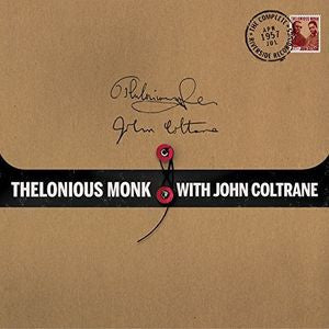 <b>Thelonious Monk With John Coltrane </b><br><i>The Complete 1957 Riverside Recordings</i>